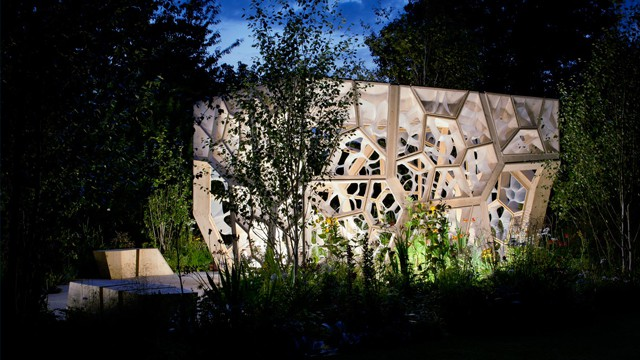 The Times Eureka Garden And Pavilion Has Opened At The Royal Botanic Gardens  At Kew. Situated Just Inside The Victoria Gate Entrance The Project Will Be  ...