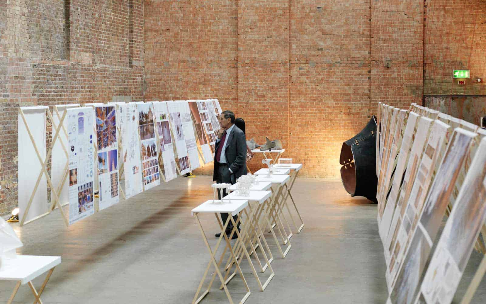 Architectural Association Design Fabrication Exhibition