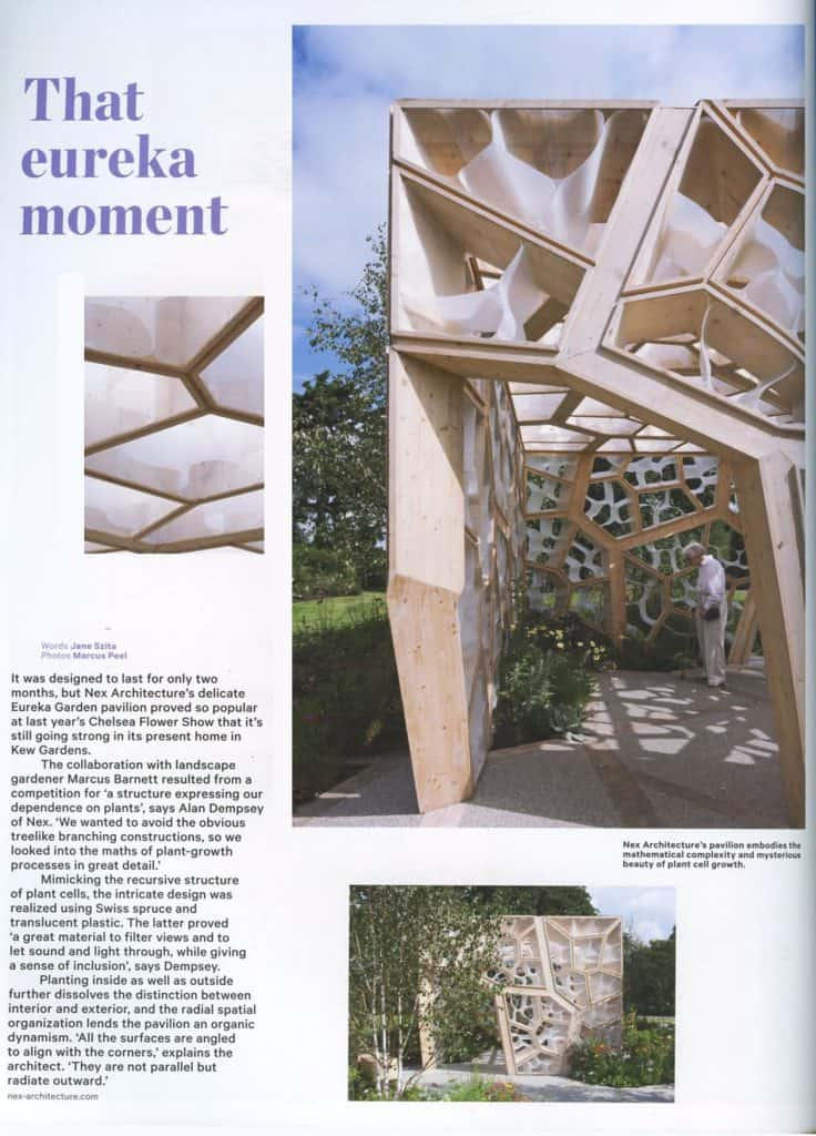 frame article